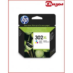 CARTUCHO TINTA HP 302XL COLOR ORIGINAL