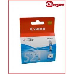 CARTUCHO TINTA CANON CLI 521 CYAN ORIGINAL