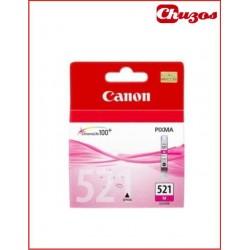 CARTUCHO TINTA CANON CLI 521 MAGENTA ORIGINAL