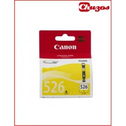 CARTUCHO TINTA CANON CLI 526 YELLOW ORIGINAL