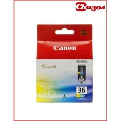 CARTUCHO TINTA CANON CLI 36 COLOR ORIGINAL