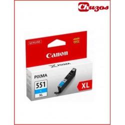 CARTUCHO TINTA CANON CLI 551XL CYAN ORIGINAL