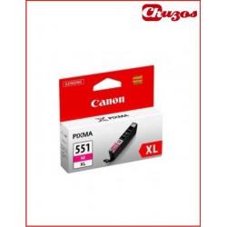 CARTUCHO TINTA CANON CLI 551XL MAGENTA ORIGINAL