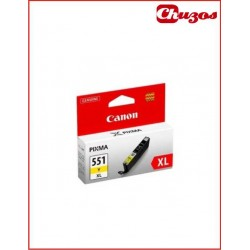 CARTUCHO TINTA CANON CLI 551XL YELLOW ORIGINAL
