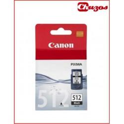 CARTUCHO TINTA CANON PG 512 NEGRO ORIGINAL