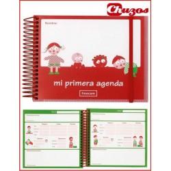 AGENDA DE GUARDERIA FINOCAM 16 X 13 DP