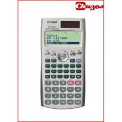 CALCULADORA CASIO FC-200V FINANCIERA