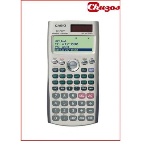a370d8bb0fe8 Calculadora Casio FC-200V Financiera al mejor precio