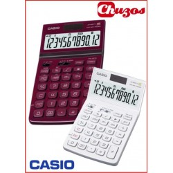 CALCULADORA CASIO JW200TW 12 DIGITOS 10,5 X 17