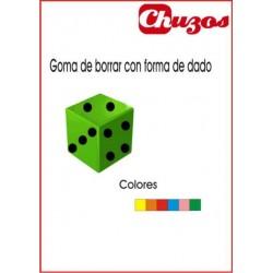 GOMA BORRAR DADO ARTES