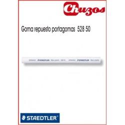 GOMA BORRAR PARA REPUESTO PORTAGOMAS STAEDTLER 52855