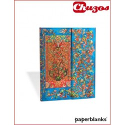 CUADERNO PAPERBLANKS DELPHINE WRAP PB3501-5 ULTRA