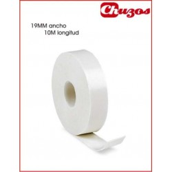 CINTA DECORATIVA 19MM X 10 ML BLANCA