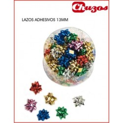 LAZOS AUTOADHESIVOS 13 MM BOTE 100 UDS 3240092 PRYSE