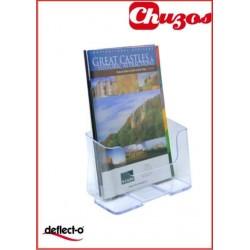 EXPOSITOR SOBREMESA Y MURAL A5 DEFLECTO 74901