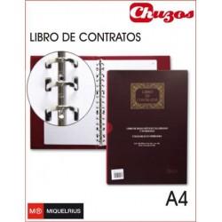 LIBRO CONTRATAS HOJAS SUELTAS A4 MIQUELRIUS