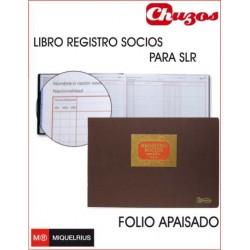 LIBRO REGISTRO DE SOCIOS SRL MOD 76 MIQUELRIUS