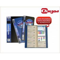 TARJETERO OFFICE BOX PVC Varios Tamaños