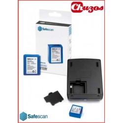 BATERIA RECARGABLE DETECTOR BILLETES SAFESCAN LB-105