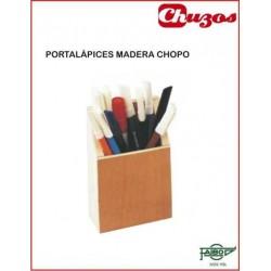 PORTALAPICES MADERA PARA DECORAR FAIBO 797
