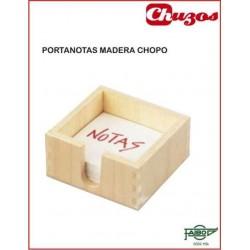 PORTANOTAS MADERA PARA DECORAR FAIBO