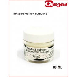 POLVOS RELIEVE EMBOSSING CON PURPURINA 30 ML ALADINE