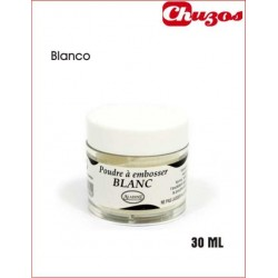 POLVOS RELIEVE EMBOSSING BLANCOS 30 ML ALADINE