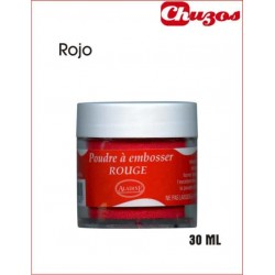 POLVOS RELIEVE EMBOSSING ROJOS 30 ML ALADINE