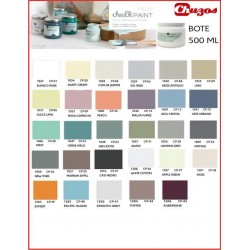 PINTURA CHALK PAINT LA PAJARITA 500 ML