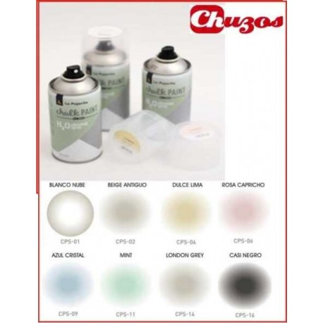 SPRAY PINTURA CHALK PAINT LA PAJARITA 300 ML
