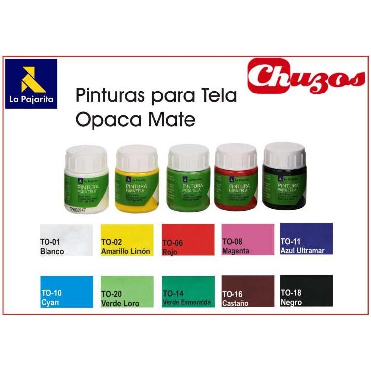 39a09e13826b0 Pintura tela mate La Pajarita al mejor precio online