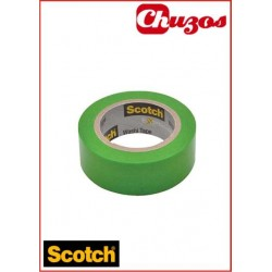 WASHI TAPE VERDE 3M SCOTCH 15 MM X 10M