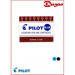 RECAMBIO PLUMA PILOT IC-50 NAMIKI 6 UDS