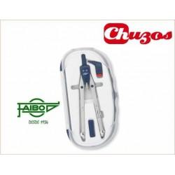 COMPAS CON ADAPTADOR FAIBO 301T PUNTAS AJUSTABLES