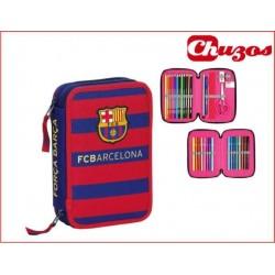 PLUMIER 2 PISOS PEQUEÑO FC BARCELONA 411529054 SAFTA