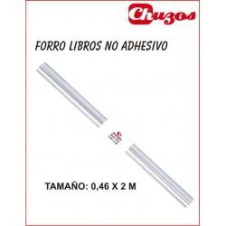 FORRO LIBROS NO ADHESIVO 0,46X 2ML GRAFOPLAS