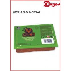 ARCILLA OCRE ROJO 1,5 KG SIO-2 ARGILIA