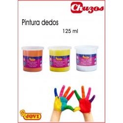 .PINTURA DE DEDOS 125 ML JOVI