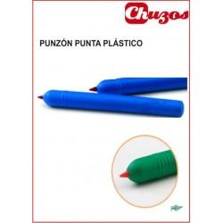 PUNZON MANUALIDADES PUNTA PLASTICO