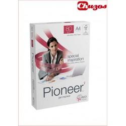 PAPEL A4 PIONEER 80 GRS 500 HJS BLANCO