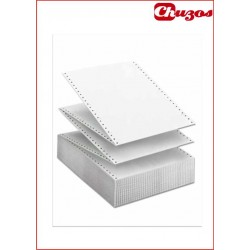 PAPEL CONTINUO 6X24B2 3000 HJS
