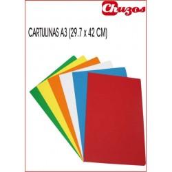 CARTULINA A3 180 GR