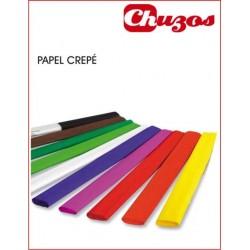 PAPEL CREPE 0,50 X 2,5 M SADIPAL