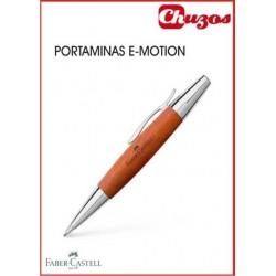 PORTAMINAS FABER CASTELL EMOTION COÑAC 138382