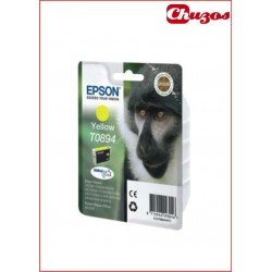 CARTUCHO TINTA EPSON T0894 YELLOW ORIGINAL