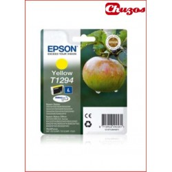 CARTUCHO TINTA EPSON T1294 YELLOW ORIGINAL