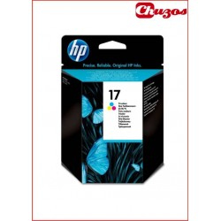 CARTUCHO TINTA HP 17 TRICOLOR ORIGINAL C6625A