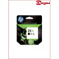 CARTUCHO TINTA HP 21XL NEGRO ORIGINAL C9351CE