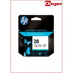 CARTUCHO TINTA HP 28 TRICOLOR ORIGINAL C8728AE