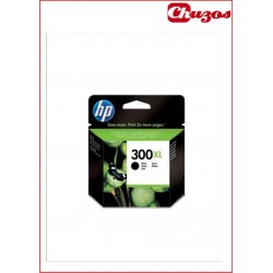 CARTUCHO TINTA HP 300XL NEGRO ORIGINAL CC641EE